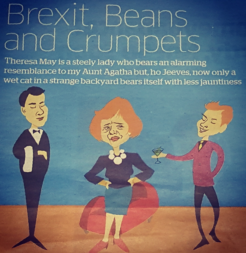 Full text of jaishankar telling china not to fear indias rise business standard - Brexit Beans And Crumpets