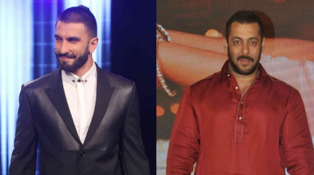 Revealed! Why Salman Khan Is Angry With Ranveer Singh