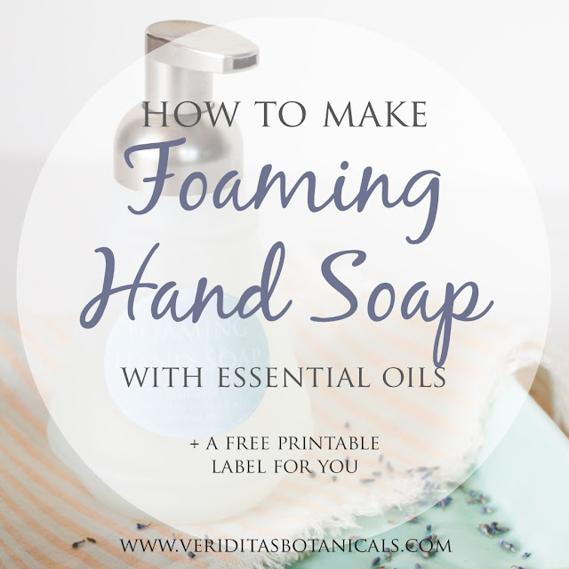 http://veriditasblog.blogspot.com/2015/10/diy-foaming-hand-soap-recipe-with.html