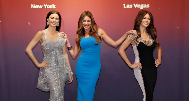 Museu Madame Tussauds em Las Vegas