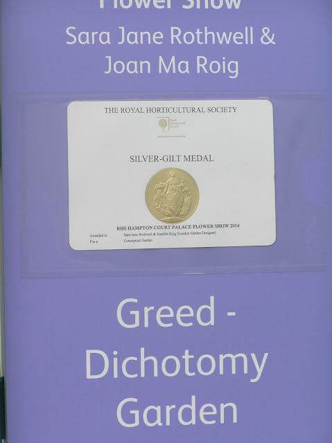 silver-gilt medal