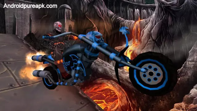 Ghost Ride 3D Apk Download Mod