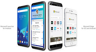 Microsoft Edge for iOS and Android, Microsoft Launcher
