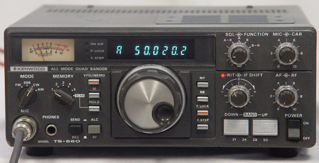 Kenwood TS-660 Multi Mode
