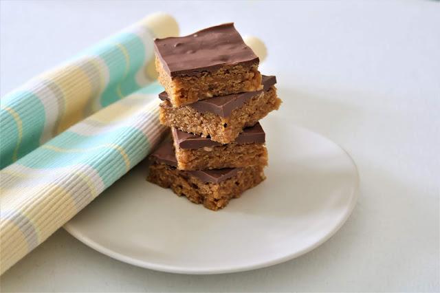 SKIPPY® Peanut Butter & Chocolate Crunchy Bars