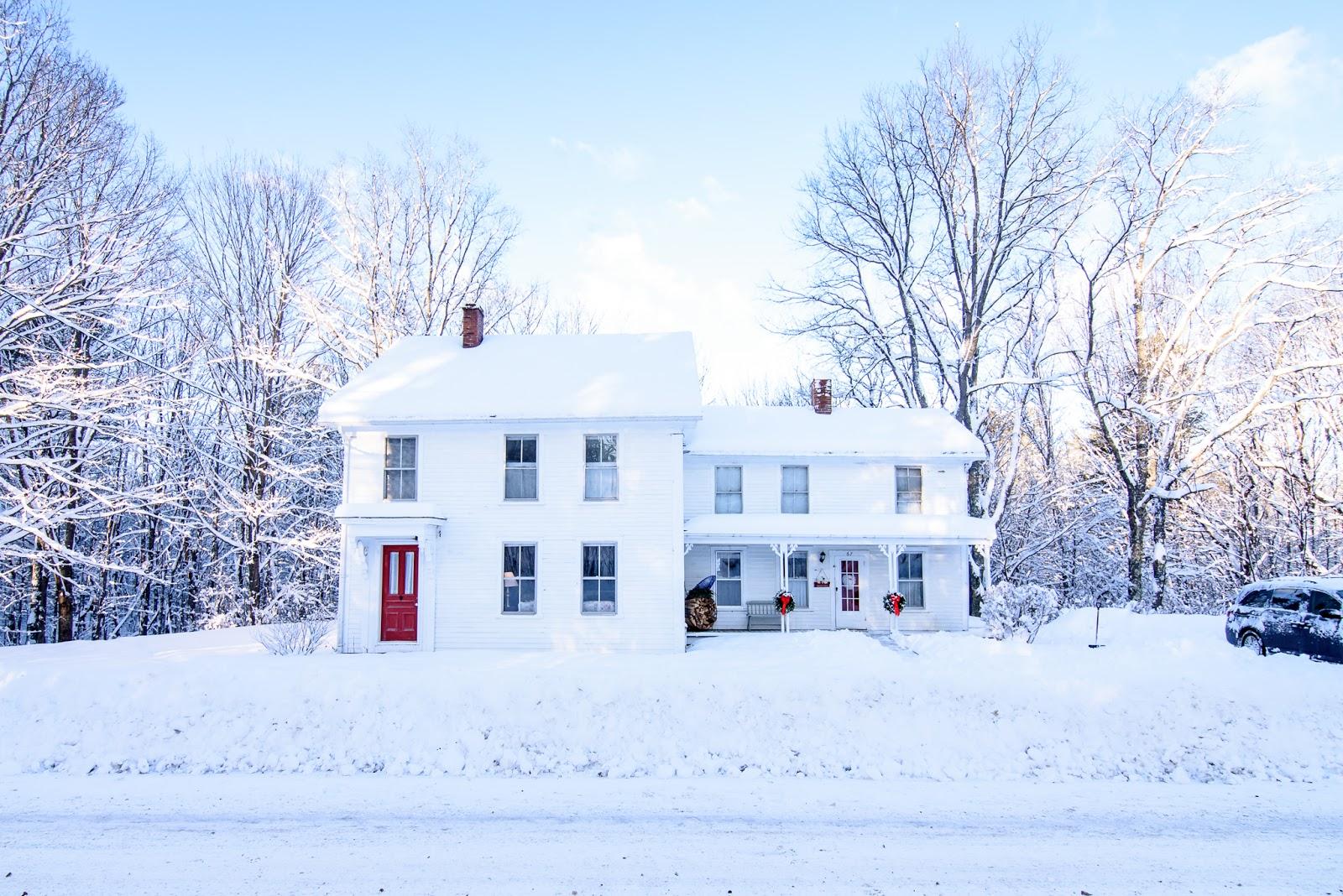 The house I grew up in ©Diana Sherblom