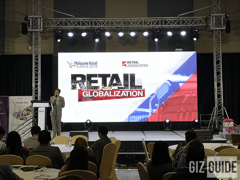 Here's what happened at the Philippine Retail Summit 2018