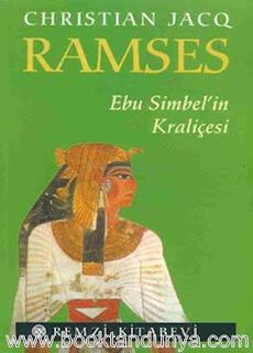 Christian Jacq - Ramses 4 / Ebu Simbel'in Kraliçesi