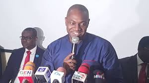 Fela speak after being emerge as candidates by PACT