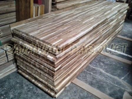 Harga papan kayu Jati FJL