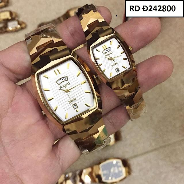 đồng hồ cặp đôi Rado