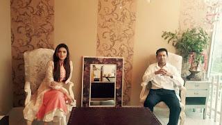 Bidya Sinha Saha Mim With Tahsan Rahman Khan