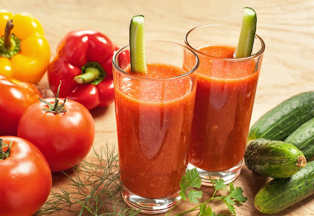 Ảnh - Nước dinh dưỡng từ rau, củ, quả - phần 01 [HD]