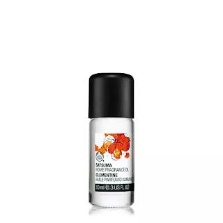 Satsuma Home Fragrance Oil