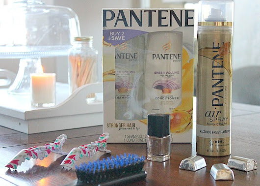 Get Great Hair With Pantene