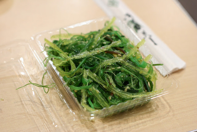 Seaweed benefits for health