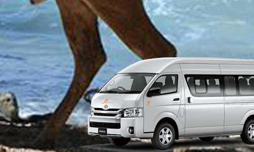 Rental Hiace sekitar Jimbaran Bay Beach Resort and Spa by Prabhu Badung, Bali