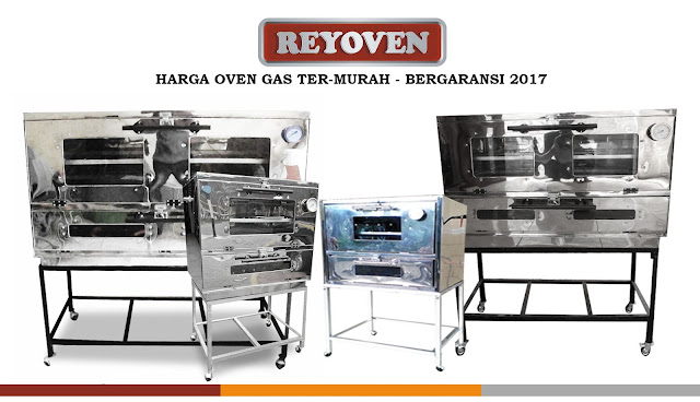 Harga Oven Gas Murah 2017