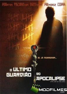 Capa do Filme O Ultimo Guardião Do Apocalipse