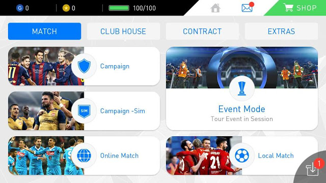 ultigamerz: PES 2017 Android Mobile Game Download APK