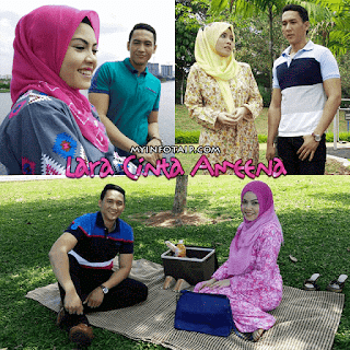 Drama Lara Cinta Ameena [TV3] Full Episod