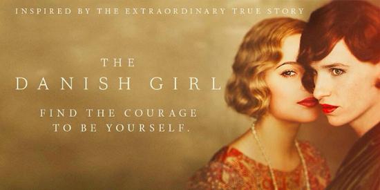 poster alternativo do filme a garota dinamarquesa