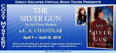 Upcoming Blog Tour 4/10/18
