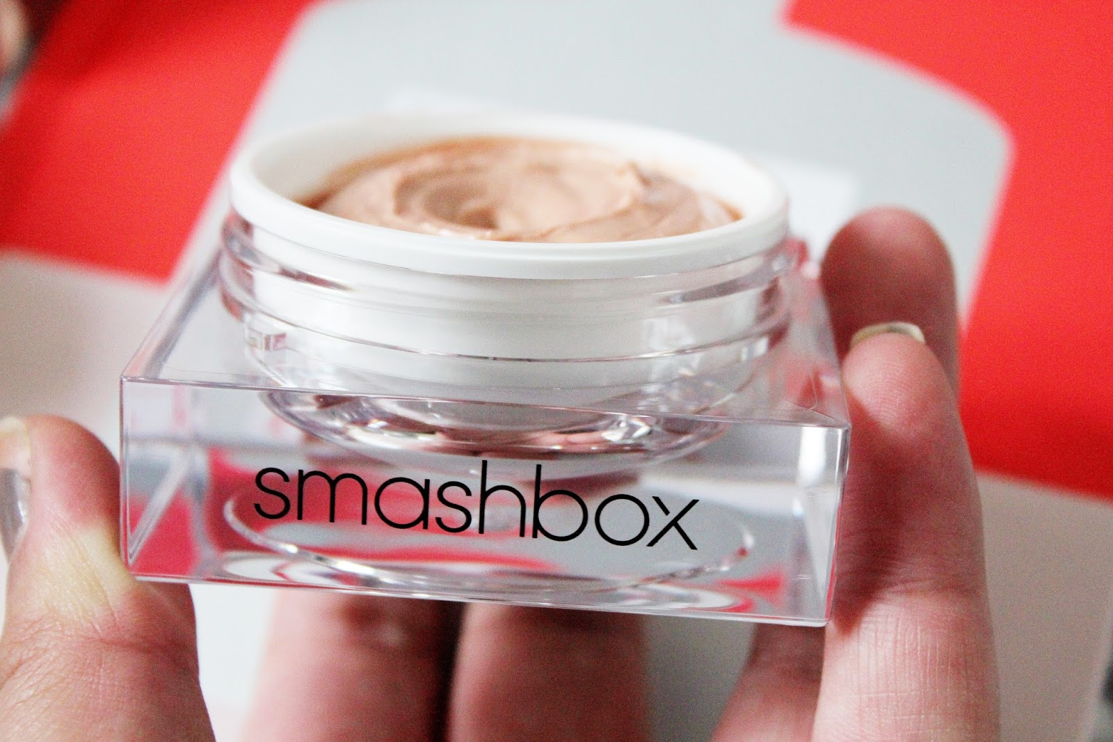 Beauty Smashbox Photo Finish Radiance Primer Review Fashion Train