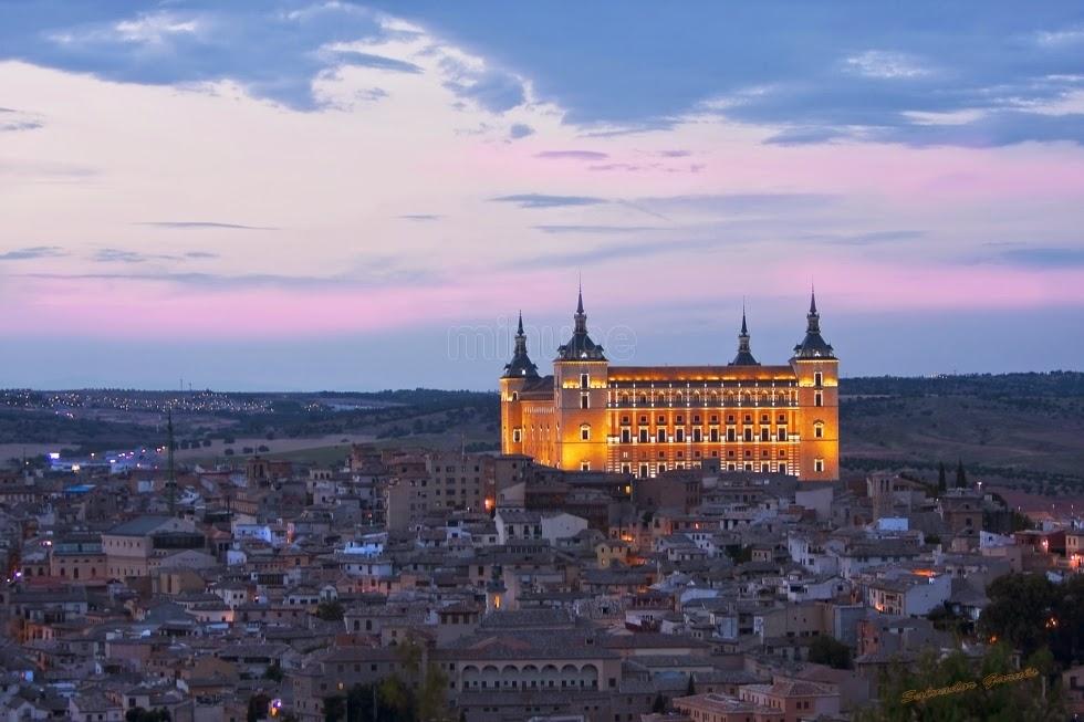 Alcázar-de-Toledo-Espanha