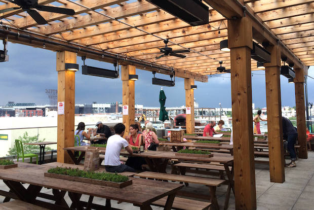 Rebuilding Place in the Urban Space: Whole Foods rooftop patios