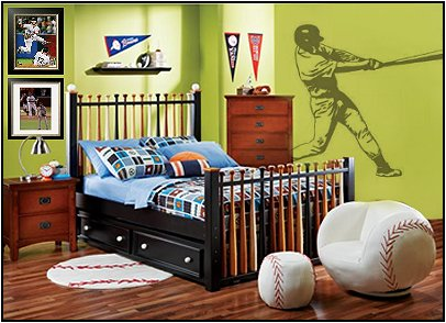 Bedroom Design For Young Man