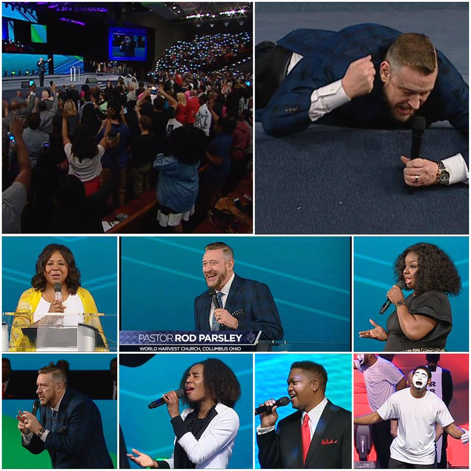 Bishop T D Jake's Took Control Of The Potters House Church Of Denver