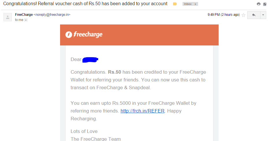 Couponzclub freecharge cashback new coupons