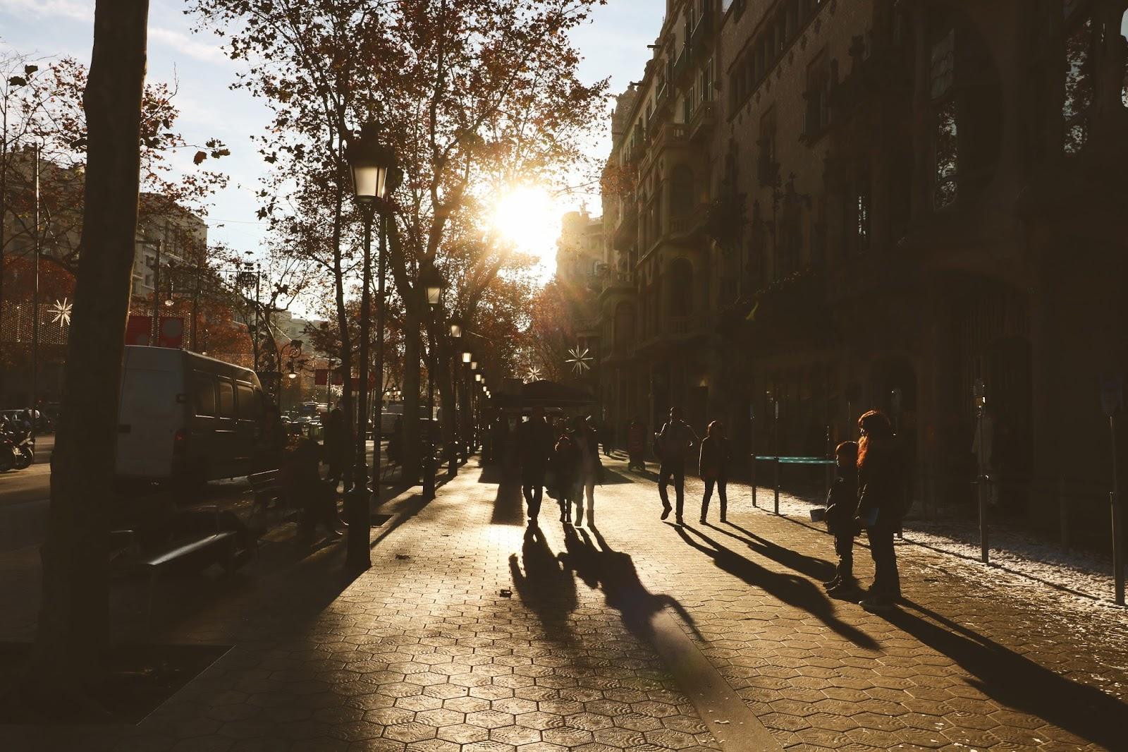 atrakcje barcelony