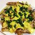 طريقة تحضير بطاطس مع دجاج بالبهارات والثووم