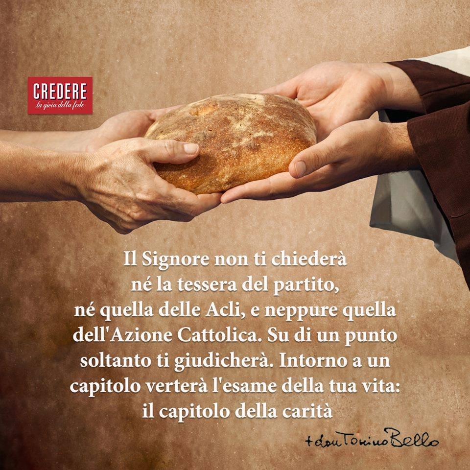 Auguri Di Buon Natale Qumran.Padre Stefano Liberti Don Tonino Bello Vescovo Citazioni