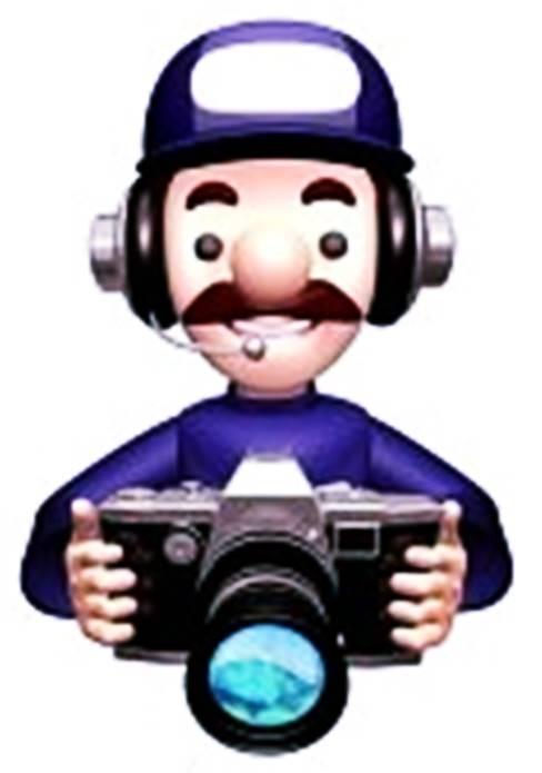 Gambar teknik perawatan kamera digital