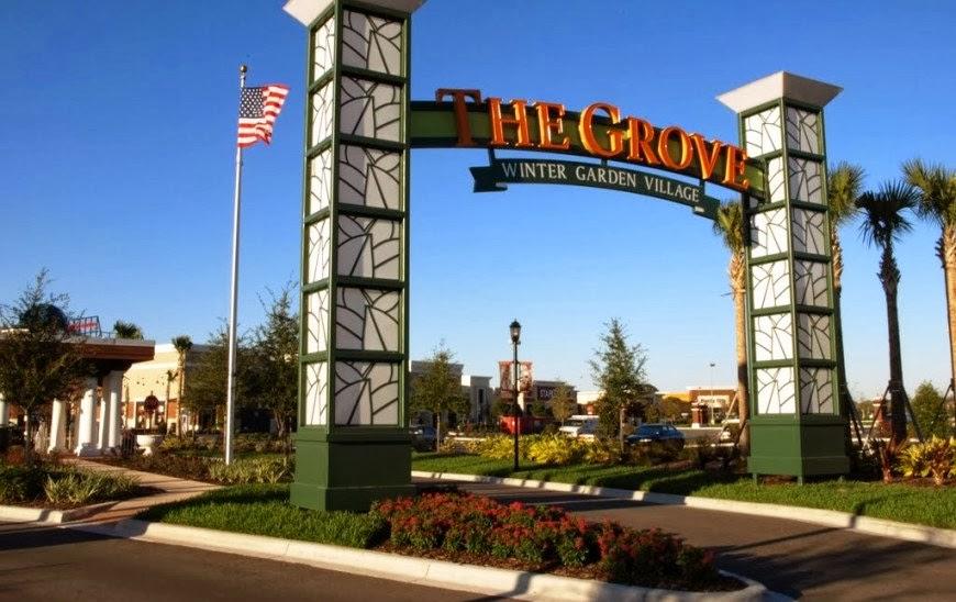Shopping Winter Garden Village Em Orlando Dicas Da Fl Rida Orlando E Miami