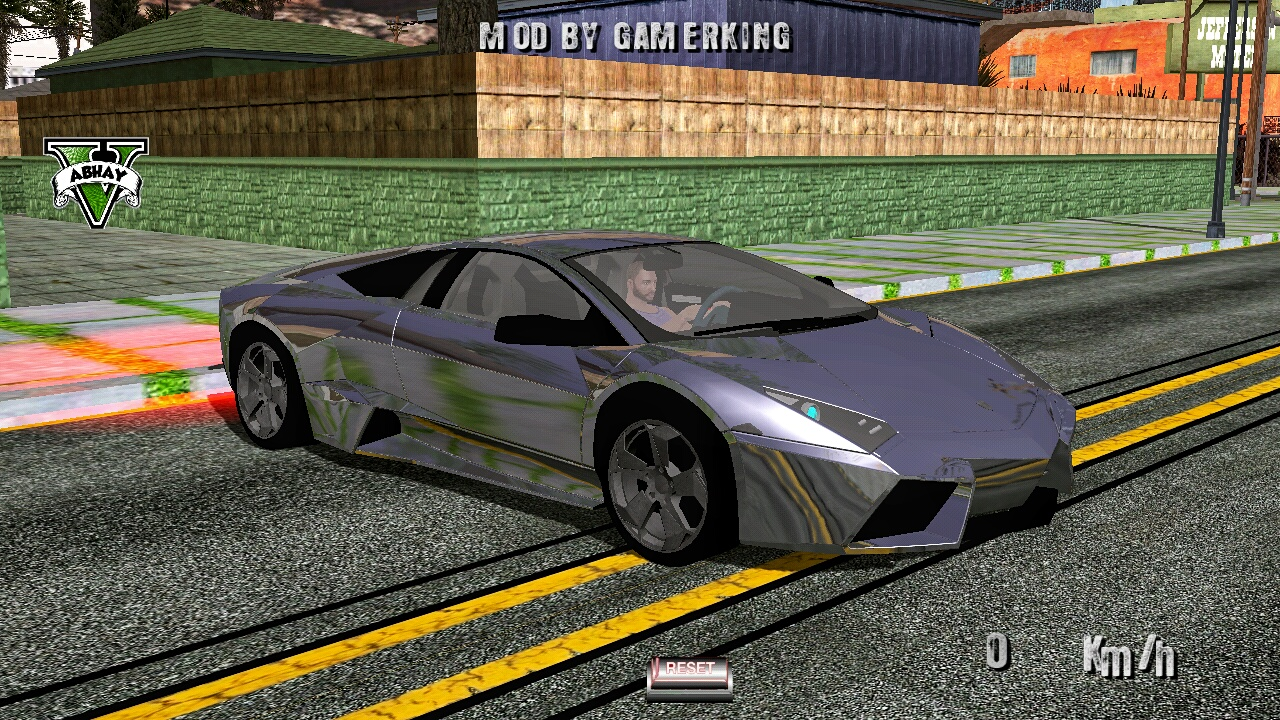 GTA V HD GRAPHICS MOD FOR ANDROID - GamerKing