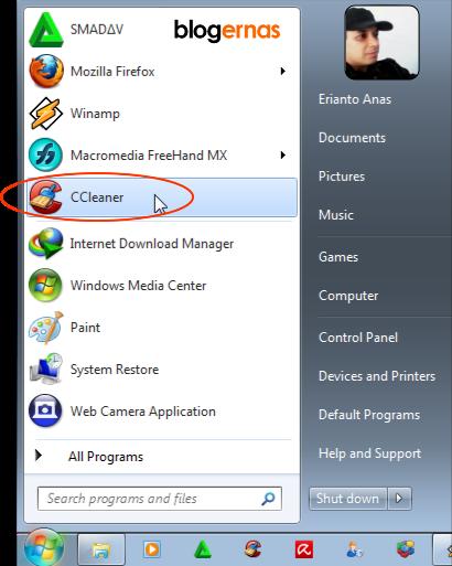 Cara Melakukan Pin to Start Menu Sekali Klik pada Windows 7