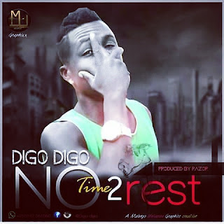 Digo - no time to rest Audio