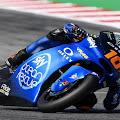 Hasil Lengkap Race Moto2 Sepang, Malaysia 2018 : Luca Marini Rebut Podium
