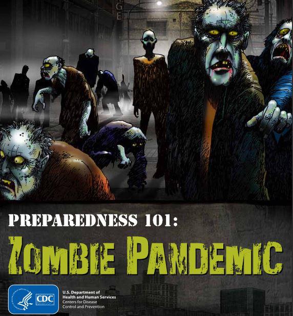 Preparedness 101: Zombie Pandemic