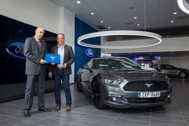 IMG 0513%2B%2528Small%2529 H πρώτη Ford Mustang στην Ελλάδα στα χέρια του τυχερού ιδιοκτήτη της COUPE, Ford, Ford Mustang