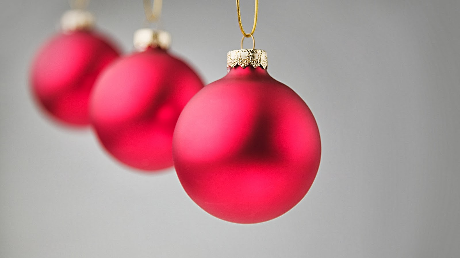 Tumblr Fondos De Pantalla De Navidad: Imagenes Hilandy: Fondo De Pantalla Navidad Bolas Rojas