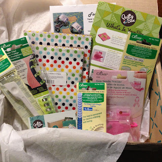 quilty box september 2015