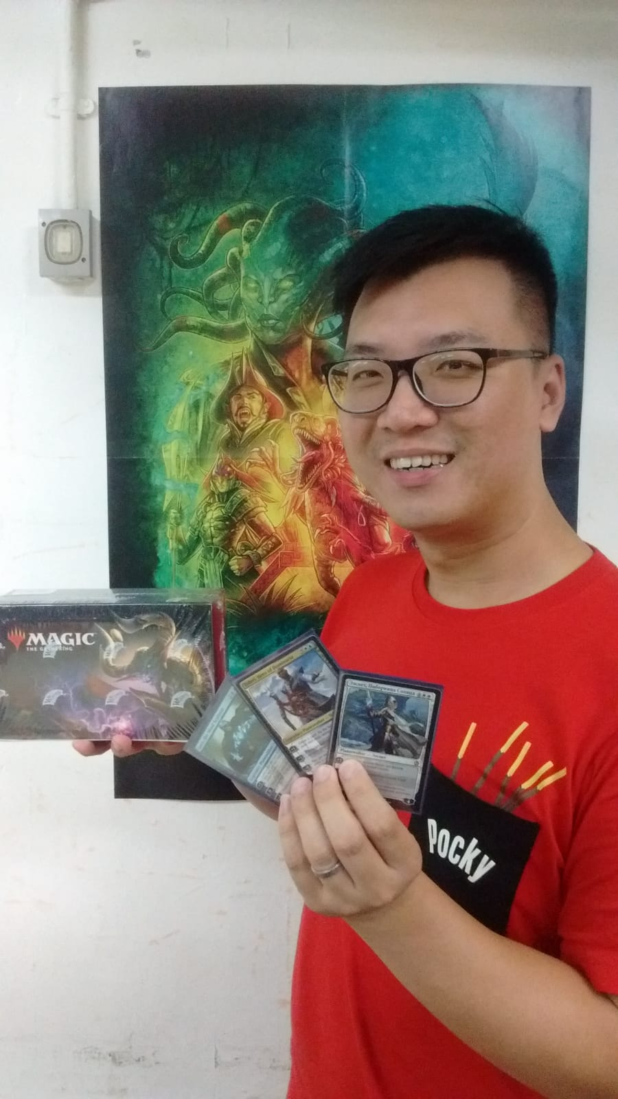 MTG SG Community: Feature with the PPTQ winners for Pro Tour