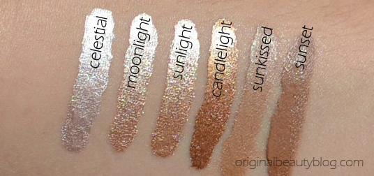 Cover Fx Custom Enhancer Drops Swatches