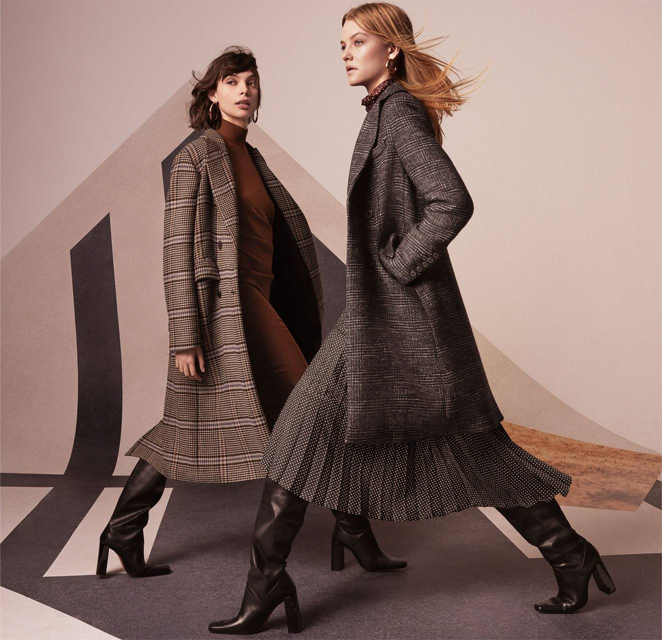 Zara Outerwear Fall/Winter 2017 Campaign