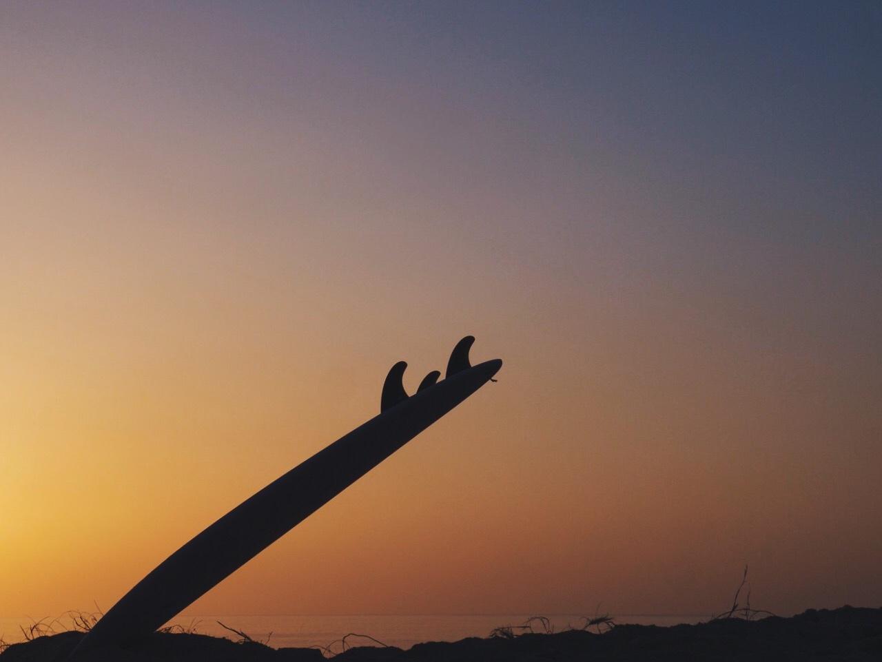 Lunokhod surfboard ©SurfinEstate